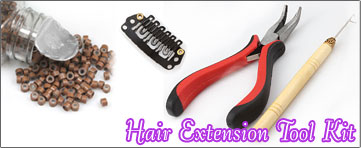 Hair Extension Tool Kit