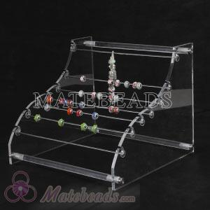 European Bead Display Stand, jewelry display stands fit European Largehole Jewelry Italian charms bighole Jewelry
