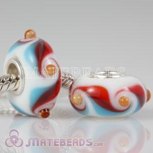 High Quality Lampwork Glass Beads fit European Lovecharmlinks Jewelry