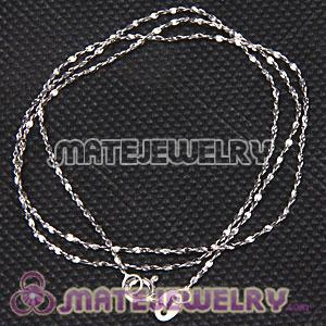 Wholesale 46cm 925 Sterling Silver Necklaces Chain