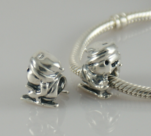 pandora christmas blowmobile charm beads
