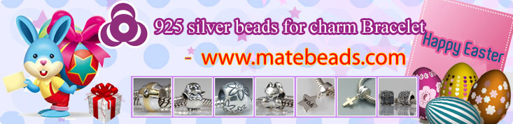 925 silver beads for charm bracelet