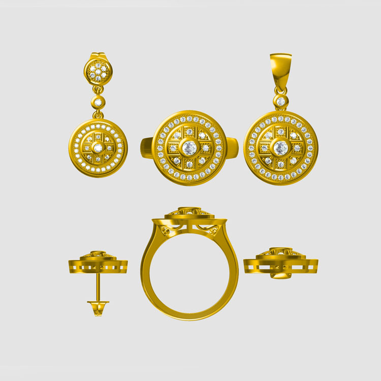 unique design jewelry