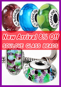 soulove glass beads